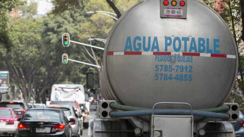 Anuncian corte de hasta 40% en suministro de agua para CDMX y Edomex (Proceso)