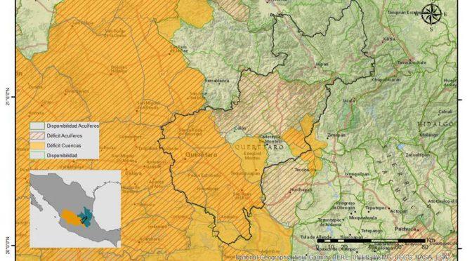 Agua, Tierra, Cuencas, Acuíferos, Disponibilidad (Red Mexicana de Cuencas)
