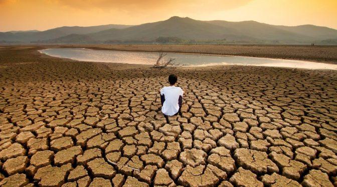 La Sequía y lluvias escasas en México (Meteored)