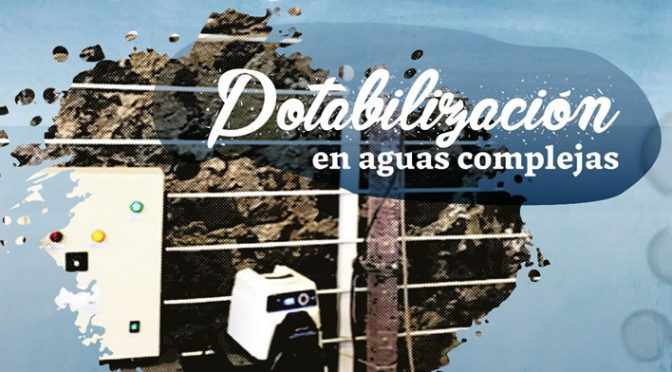 México: Potabilización en aguas complejas (Gobierno de México)