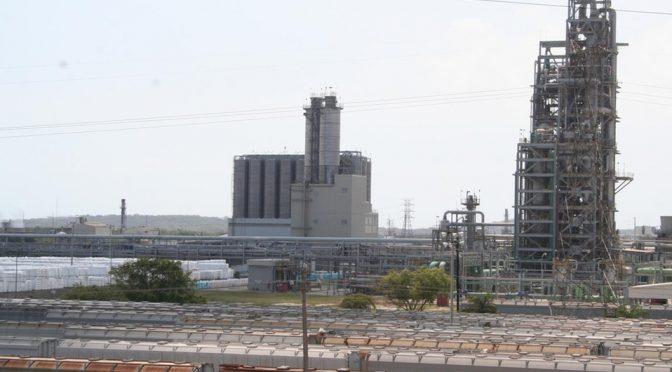 Sequía y agua salada provocan paro en dos industrias de Altamira, Tamaulipas (Milenio)