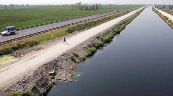 Estado de México- A ponerle huevos: buscan limpiar el Río Lerma con cascarones (Chilango)