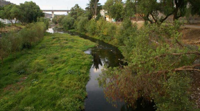 Hidalgo: Ríos de aguas limpias poco a poco se contaminan por descargas industriales (Milenio)