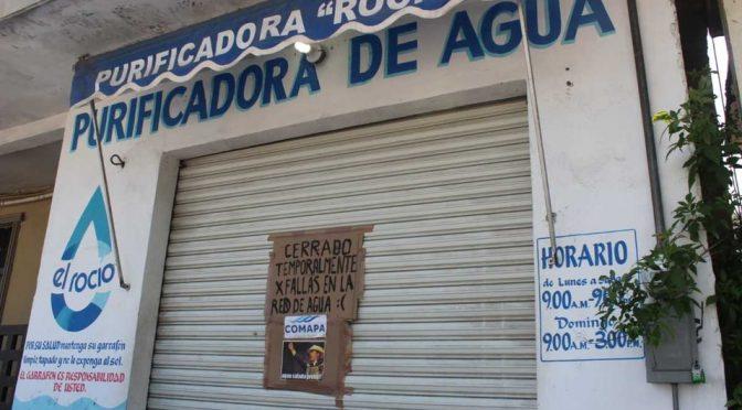 Por sequía, purificadoras de Tamaulipas cruzan a Veracruz para traer agua de pozos (Milenio)
