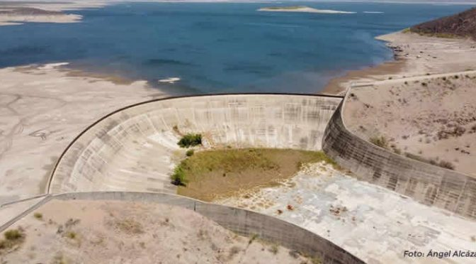Perspectiva sobre la sequía actual en México (Gobierno de México)