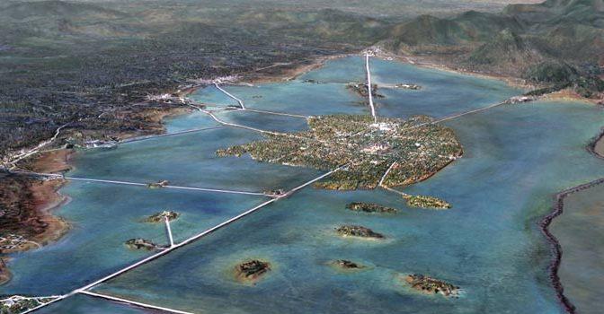 CDMX: Así se secó el Lago de Texcoco, sobre el que se construyó la Ciudad de México (México Desconocido)