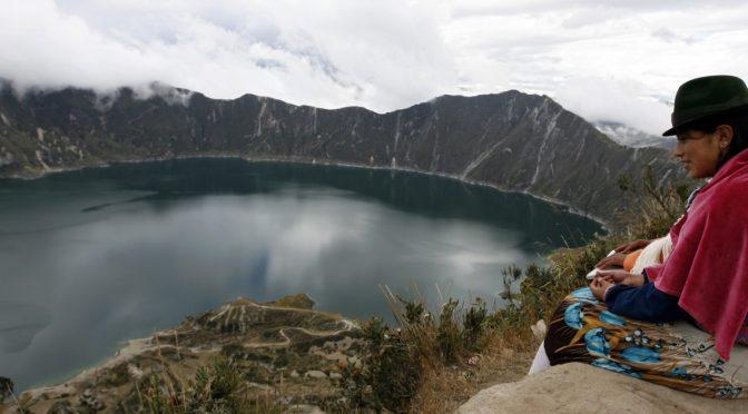 Ecuador – En Ecuador, una innovadora herramienta de financiamiento garantiza el suministro de agua. (UNEP)