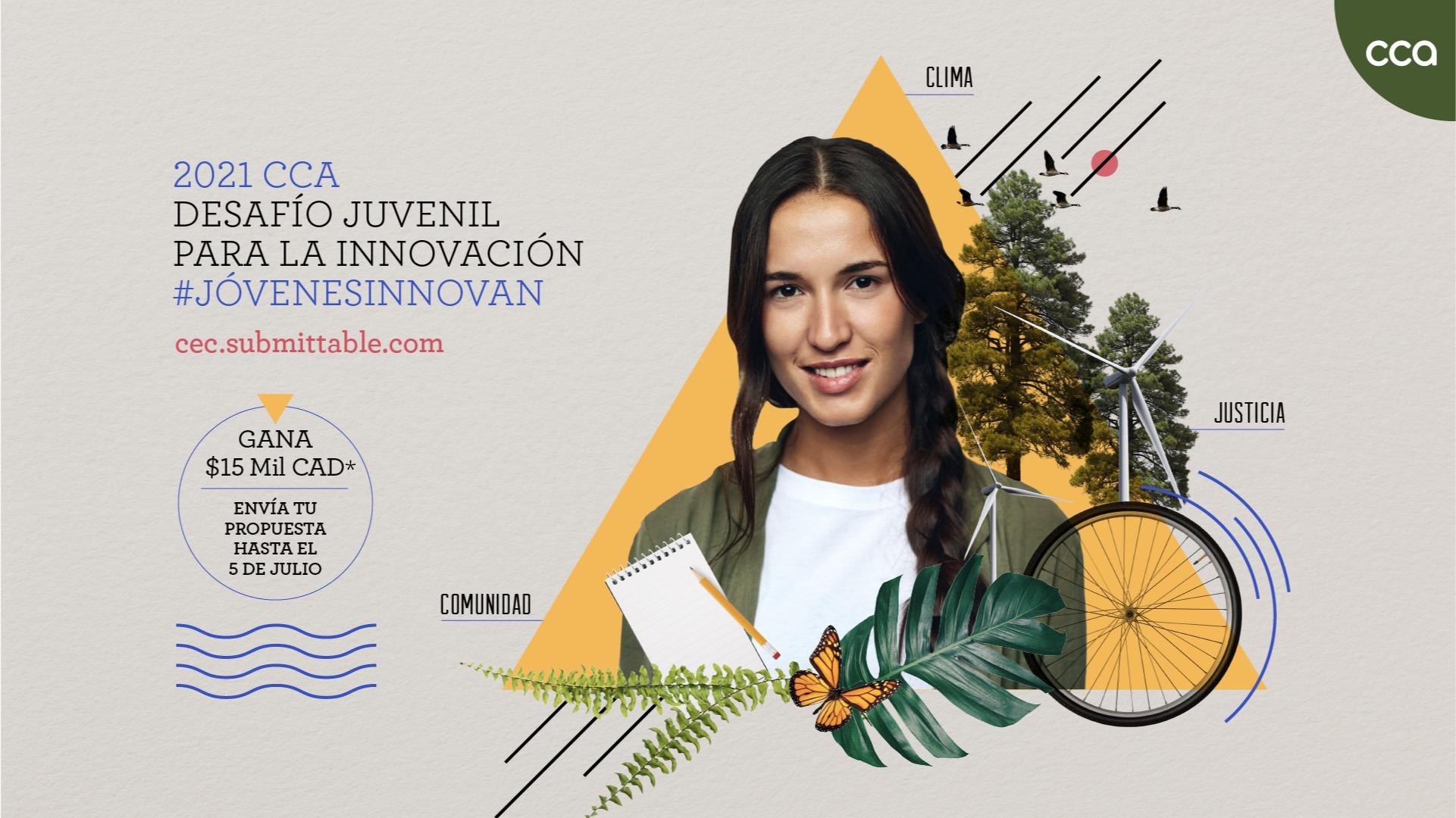 Convocatoria – Desafío Juvenil para la Innovación (CCA)