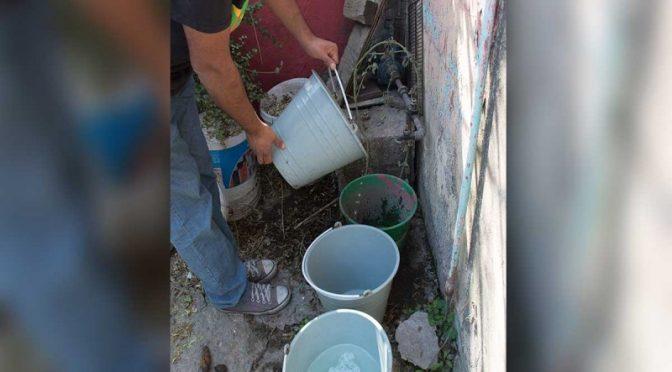 CDMX – Reducción de agua en Valle de México será de 36 horas, ayudarán 752 pipas (Excelsior)