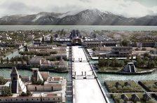CDMX- La evolución de la Ciudad de México a través de mapas y fotografías (MX City)