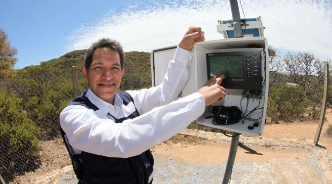 Gto – Guanajuato cuenta con 43 estaciones climatológicas y 11 estaciones hidrométricas que forman parte de la red de monitoreo hidroclimatológico de la Entidad (Boletines Guanajuato)
