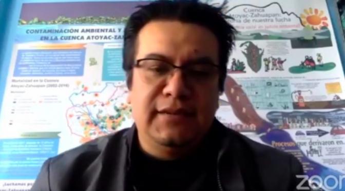"""Tlaxcala – Congreso ambiental expone la """"dolorosa realidad"""" de Tlaxcala por devastación ambiental y a la salud (La Jornada de Oriente)"""