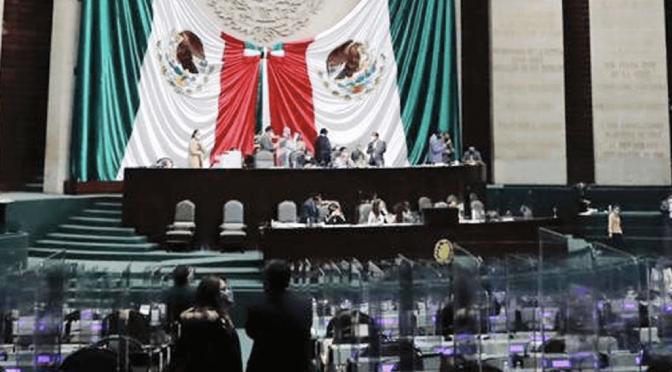 México: Legisladores palomean menos del 10% de las iniciativas de ley que pasan por comisiones de ambiente (Causanatura)