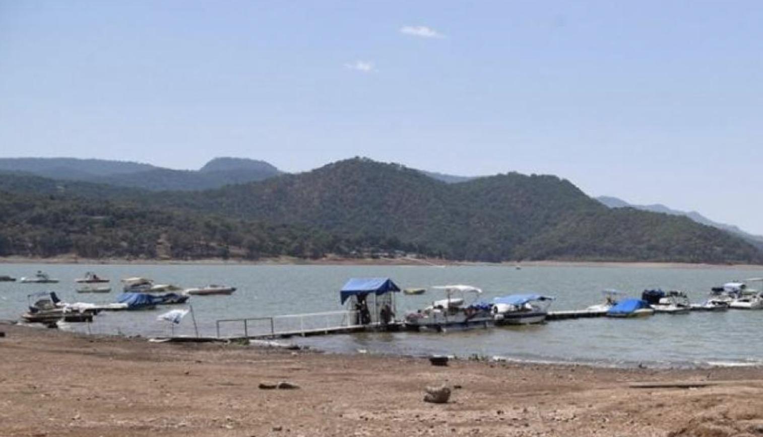 México: Lluvias aumentan ligeramente niveles del Cutzamala, está al 37.4% (ADN40)