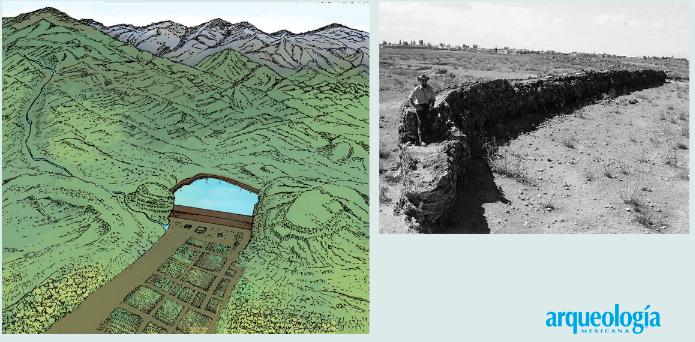 México – La presa más antigüa de México (Arqueología Mexicana)