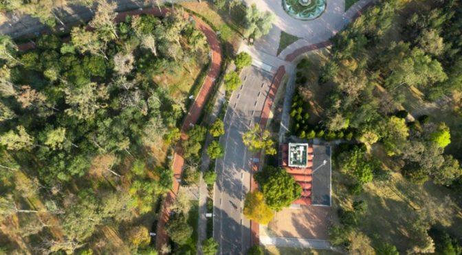 """CDMX – La Secretaría del Medio Ambiente ha puesto en marcha el programa """"Cosecha de Lluvia"""" (Palco Noticias)"""