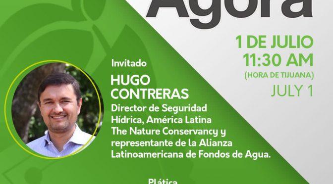 Junta Virtual – Alianzas ciudadanas para el agua, experiencias en ciudades de América Latina (Tijuana Verde)