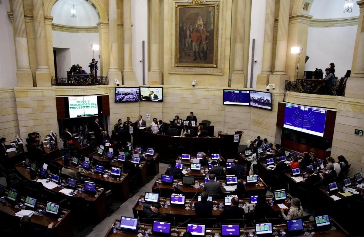 Colombia no ratifica el Acuerdo de Escazú sobre defensa ambiental (EFE verde)