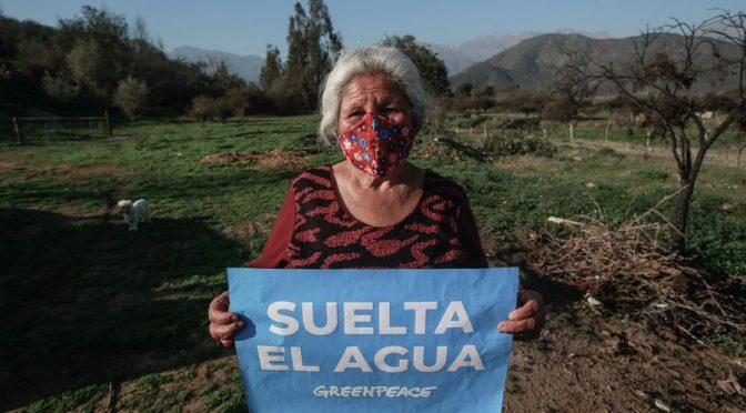Hoy los avances ambientales son alcanzados gracias a la presión ciudadana (La Tercera)