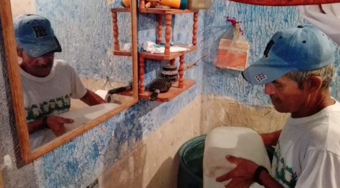 Guadalajara-Impacta en salud de adultos la falta de agua en colonias de Zapopan (Milenio)