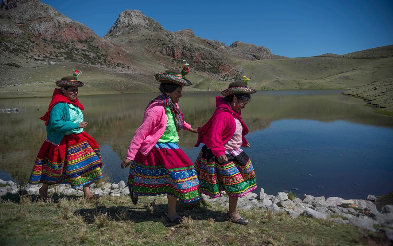 Perú: Las hermanas que crían lagunas (Apacheta)