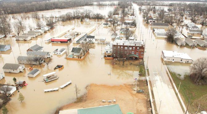 Mundo – Los ríos lo atraviesan: un estudio destaca el aumento del riesgo mundial de inundaciones de agua dulce (Nature.org)