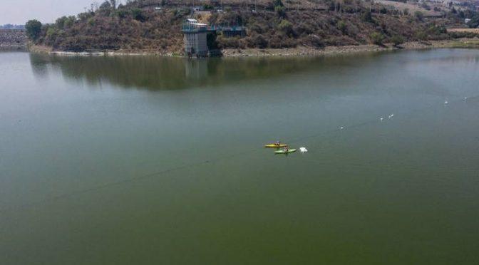 EdoMex-Planta potabilizadora en Naucalpan puede ayudar a contrarrestar la escasez de agua (La Prensa)