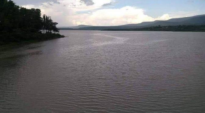 Gto- Ingresa agua a las presas Allende y La Purísima debido a la lluvia(El Sol Del Bajío)