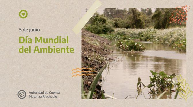 Argentina-Encuentro virtual sobre la Cuenca y Wikipedia para conmemorar el Día del Ambiente (ACUMAR)