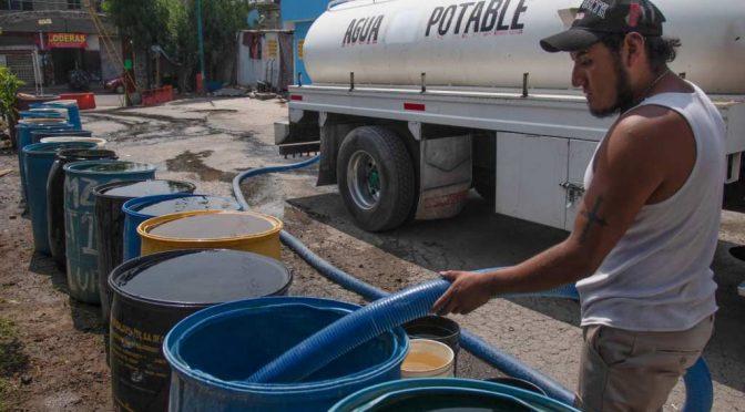 ¿Cuánto cuesta y cómo pedir una pipa de agua en CDMX? (Nación 321)