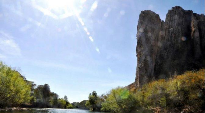 Durango: Ambientalistas piden freno a la obra del Agua Saludable para La Laguna (Milenio)