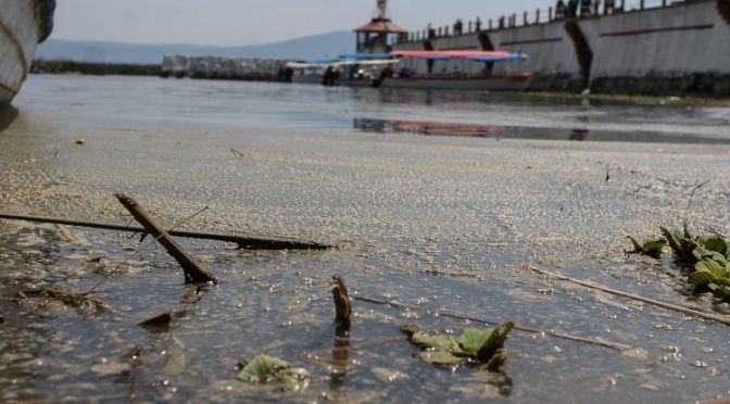 Guadalajara: Sobreexplotación de acuíferos y contaminación de Chapala dejarán sin agua a tapatíos (NTR)