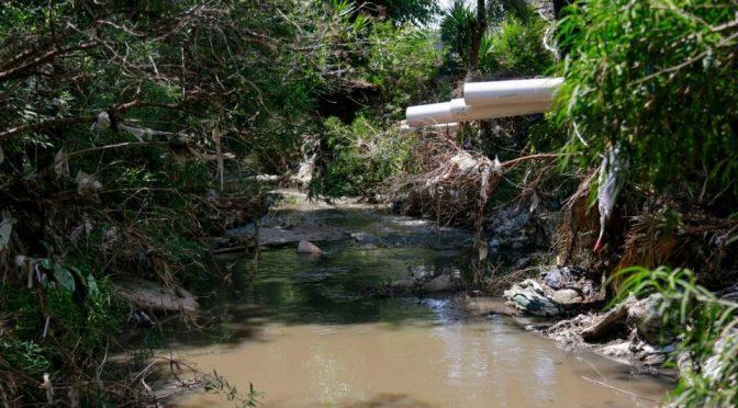 Puebla- Abre investigación FGR por contaminación al Atoyac (Milenio)