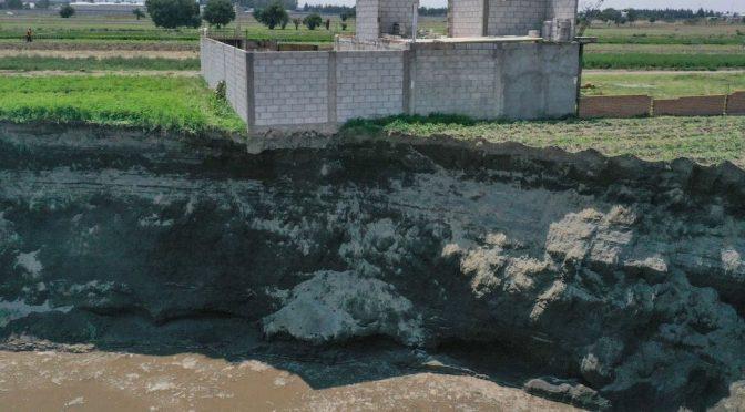 Puebla – ¿Qué causó el socavón de Puebla? No es claro. Pero algo huele mal (Sin Embargo)