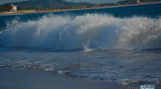 Mundo – Aguas residuales y pesticidas contaminan Océano Pacífico en la Costa Sur (Letra Fría)