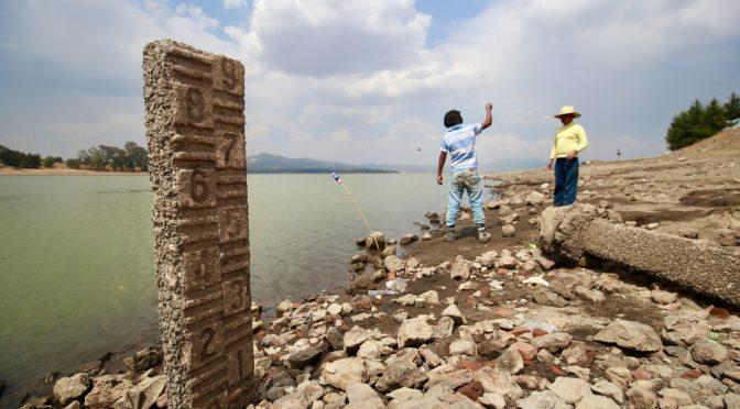 México- Hay crisis en la administración del agua, admite Germán Martínez (La Jornada)