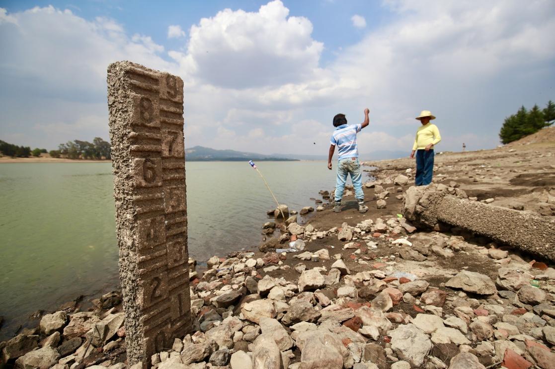 Ciudad de México: Hay crisis en la administración del agua, admite Germán Martínez (La Jornada)