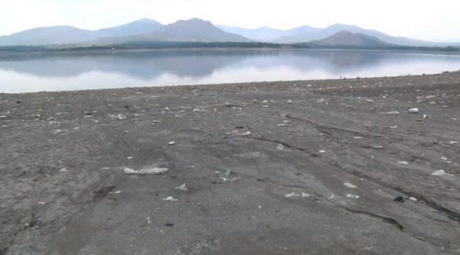 Hidalgo- Alarma en Hidalgo por falta de agua en presas; se mantienen a un 29% de su capacidad (televisa.NEWS)