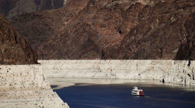 Sequía deja sin agua a embalse de Río Colorado (Vértigo Político)