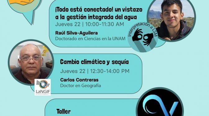 Eventos de Acción Ambiental y Climática – ¡Aguas! (Proyecto EcoCiencias)