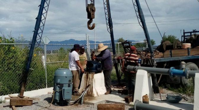 Durango-Habitantes de León Guzmán denuncian falta de agua por más de diez días (Milenio)