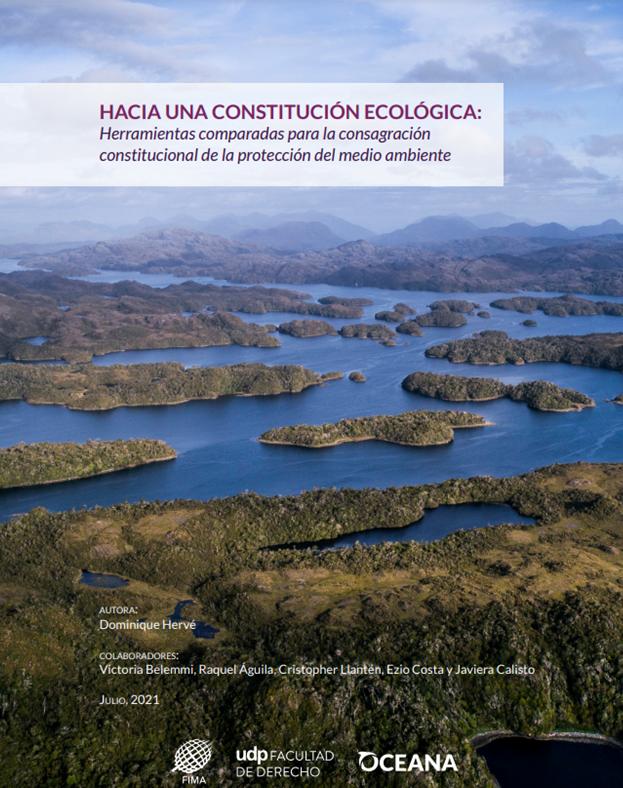 Hacia una constitución ecológica: Herramientas comparadas para la consagración constitucional de la protección del medio ambiente