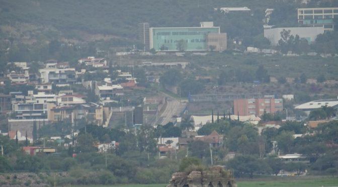 Gto – Pese a lluvias en León, Presa del Palote no reporta incremento en su captación (Zona Franca)