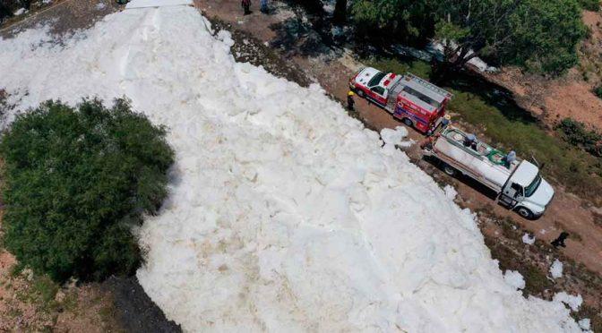 Puebla – Investigarán fuentes de contaminación de la presa Valsequillo en Puebla (News Weeek)
