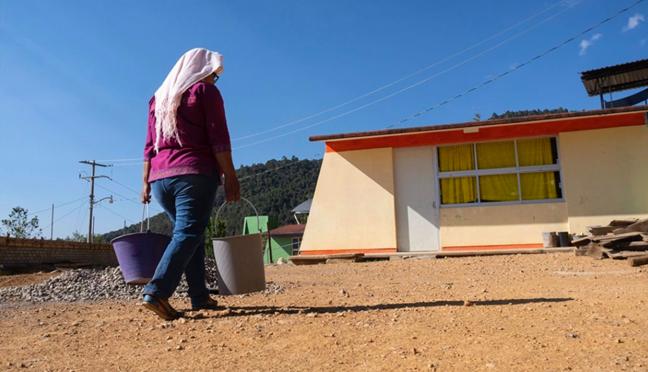 Oaxaca-Celebra ONU sentencia para reconectar a Ayutla Mixe a su manantial, tras más de 4 años sin agua (El Universal Oaxaca)