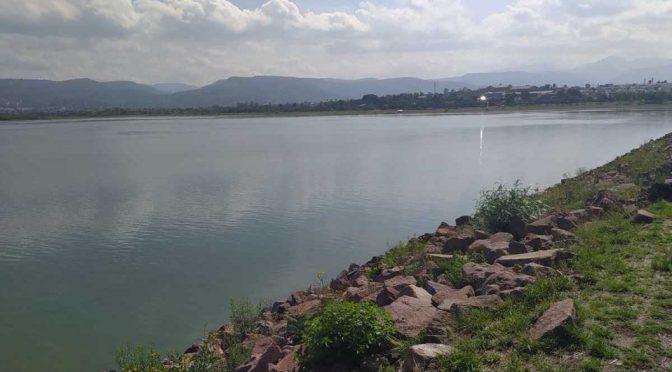 Guanajuato-Vuelve presa El Palote al 40% de su capacidad luego de 3 meses (Milenio)