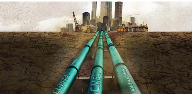 Ciudad de México-Simulan soluciones para el desabasto de agua en CDMX (Reporte Indigo)