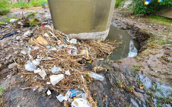 Chihuahua- Convocan a limpiar ribera de Río Sacramento (El Heraldo de Chihuahua)