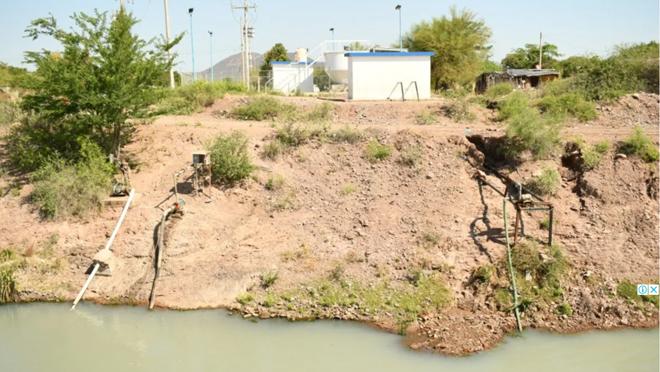 Sinaloa-Vecinos denuncian contaminación del agua en La Palma, El Fuerte (Debate)