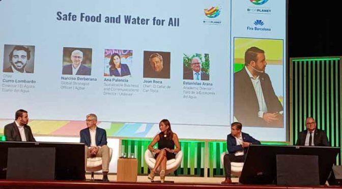 Mundo – Alianzas estratégicas, concienciación y cuantificación, claves para avanzar en el derecho humano al agua (TecnoAgua)